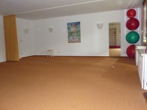 Yoga Raum1 Wehdenweg 2b